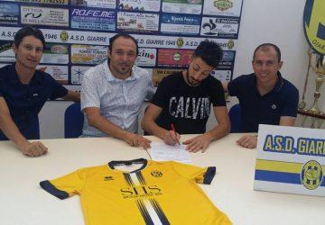 Calcio: il Giarre ingaggia il bomber Antonino Carbonaro