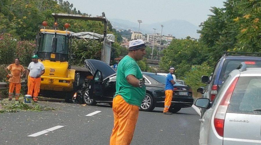 Incidente in A18 tra Catania e Giarre: si segnalano lunghe file. Un ferito