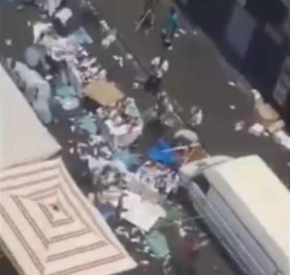 Catania, rissa tra italiani e africani: furgone piomba sulla folla