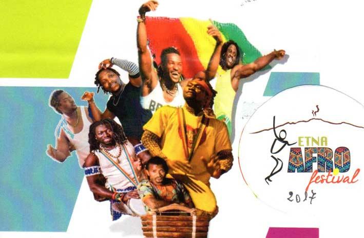Un pieno di musica, danza e colori dell'Africa ad Acireale con l'Etna Afrofestival