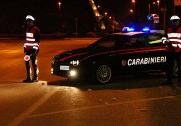 Taormina, Santa Teresa, Letojanni e Giardini:controlli e perquisizioni a tappeto dei carabinieri
