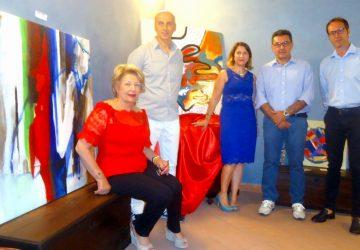 Francavilla di Sicilia: Romua e Roberto Fradale uniti nel segno dell'arte