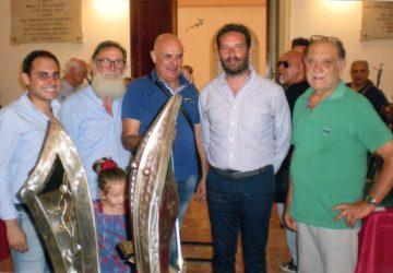 """""""L'arte tra ferro e fuoco"""": ad Acireale mostra di arte fabbrile del Maestro Contarino"""