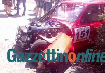 Cronoscalata di Piedimonte Etneo: morta la 41enne travolta da auto da corsa