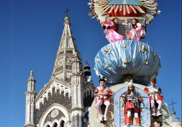 """Randazzo, Ferragosto e la tradizionale processione della """"Vara"""""""