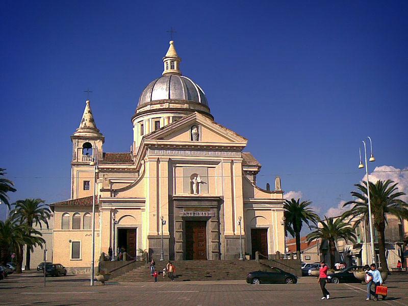Mascali, 40 anni fa la dedicazione della chiesa Madre LE FOTO