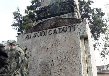 Monumento ai Caduti di Riposto: la precisazione del sindaco Caragliano