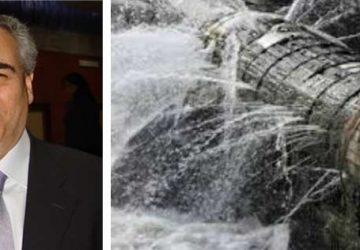 """Giarre: il sindaco D'Anna, il project financing sull'acqua ed una """"certa stampa locale"""""""