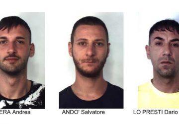 Arrestati altri tre spacciatori sfuggiti alla cattura a San Cristoforo