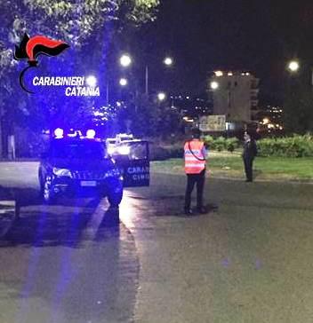 Catania, massiccio servizio anticrimine: Picanello passato al setaccio