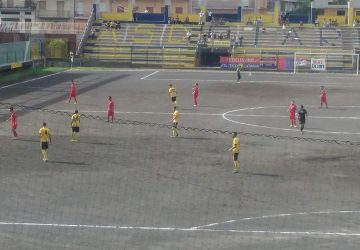 Calcio: il Giarre vince rabbiosamente sull'Atletico Catania per 1-0