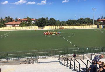 Coppa Italia: Ct San Pio X 0-0 Giarre. Gialloblù eliminati