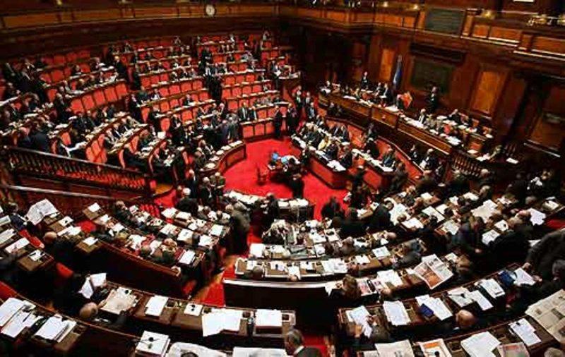 Parlamento italiano riduzione parlamentari gazzettino for Notizie parlamento italiano