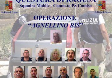 """Operazione antidroga """"Agnellino"""", la Corte di Appello di Catania condanna associazione criminale: 13 arresti VIDEO FOTO"""