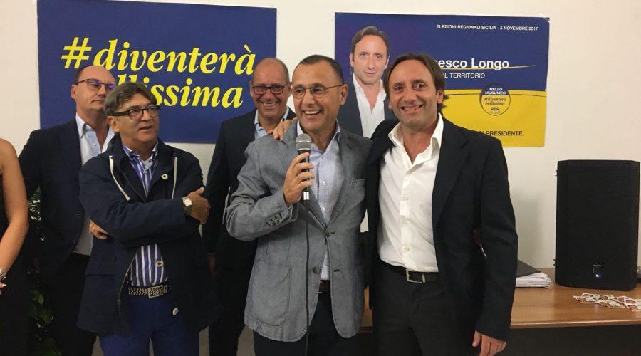 Elezioni regionali, Francesco Longo: «Mia candidatura libera da vecchi schemi partitici» VIDEO