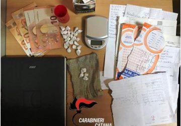 Acireale: arrestato spacciatore di cocaina