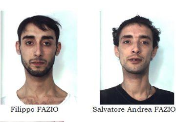 Scoperto minimarket della droga in via del Purgatorio a Catania: in manette due fratelli