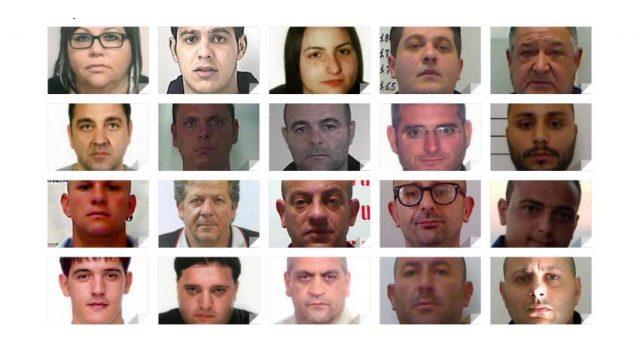 Catania, duro colpo al clan Cappello: 25 arresti  I NOMI FOTO VIDEO