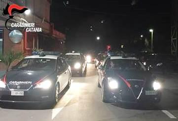 Catania, San Cristoforo passato al setaccio: un arresto e tre denunce