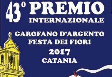 """Al via il 43° premio internazionale """"Garofano d'Argento - Festa dei Fiori"""""""