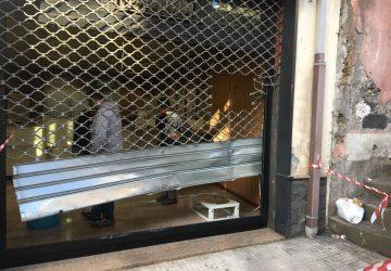 """Macchia di Giarre: fallisce colpo della banda del """"bancomat"""" VIDEO"""