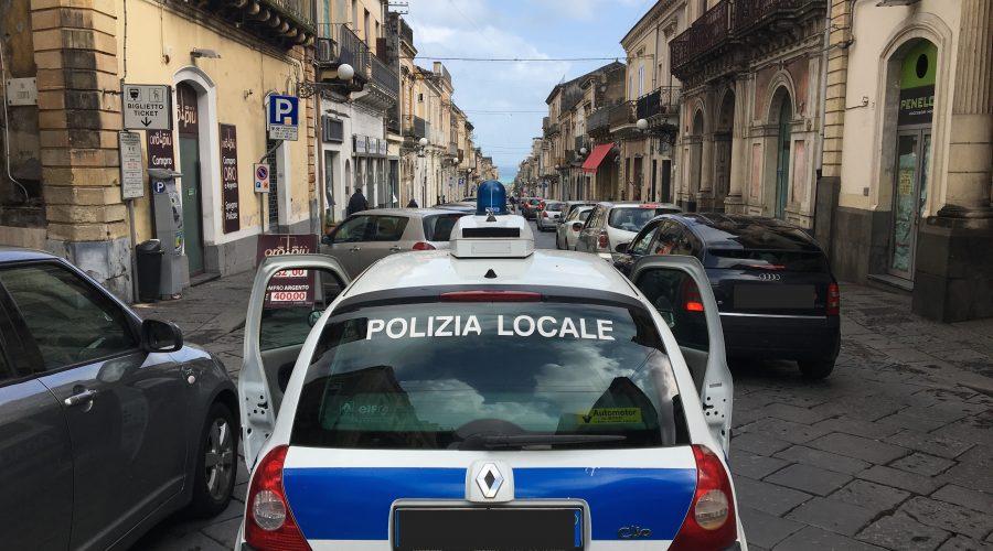 Giarre, sospeso il recupero delle indennità a carico della polizia locale