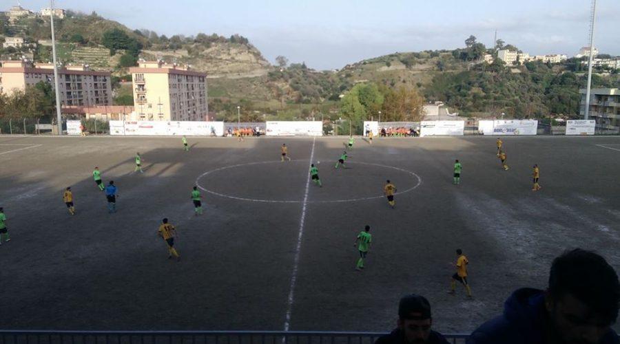 Calcio: il Camaro si impone per 1-0 sul Giarre
