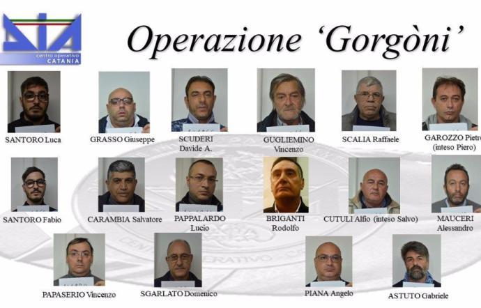 Gestione ciclo rifiuti nel Catanese, operazione della Dia: 16 arresti TUTTI I NOMI VIDEO