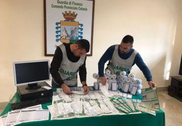 Sequestrate dalle Fiamme Gialle 13 agenzie di scommesse a Catania e provincia