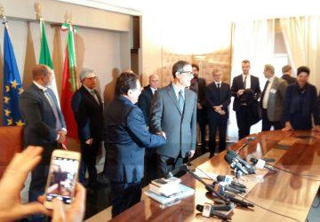 Nello Musumeci proclamato presidente della Regione
