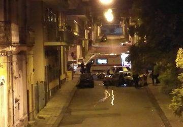 Riposto, grave incidente in via Roma: quattro feriti, tra cui un bimbo