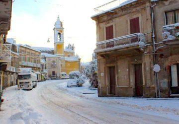 """Quattordici Comuni etnei """"rimborsati"""" per l'emergenza neve dello scorso gennaio"""