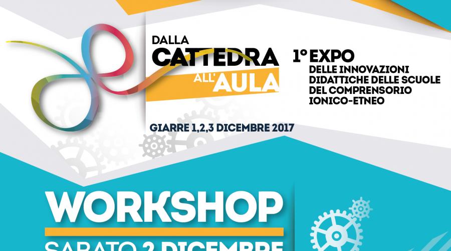 Giarre, al via il 1° expo delle innovazioni didattiche delle scuole ionico-etnee