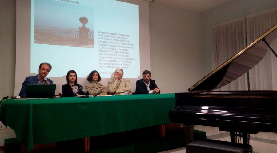 """Acireale, serata poetica con la silloge """"Riflessi"""" di Antonio Leotta"""
