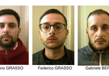 """Catania, blitz al Borgo dei """"Lupi"""": arrestati tre spacciatori"""