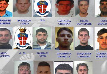 """Catania, """"assalto"""" al fortino della droga: arrestati in 36 NOMI FOTO VIDEO"""