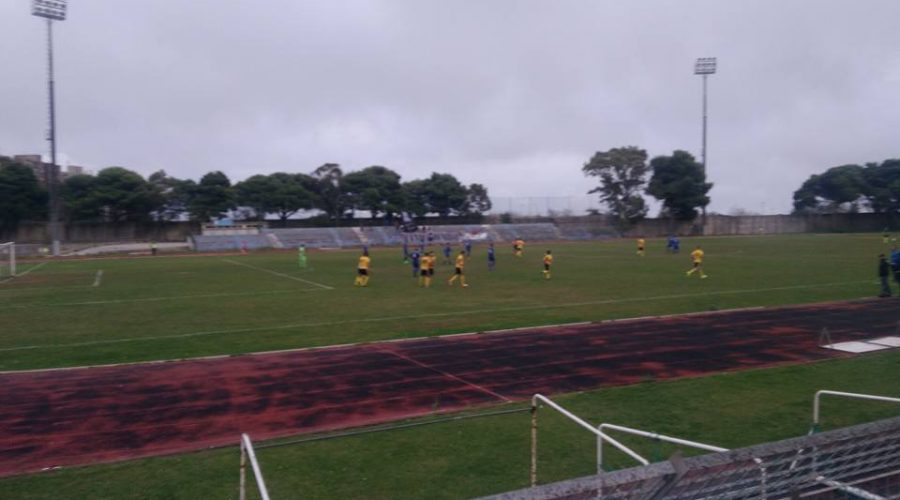 """Città di Ragusa 1-3 Giarre. I gialloblù sbancano il """"Selvaggio"""""""