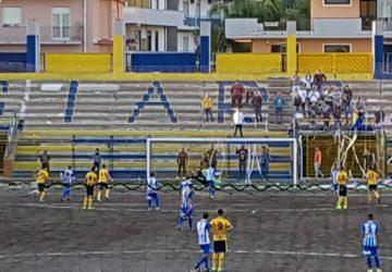 Calcio: il Giarre non va oltre l'1-1 contro il forte Città di S. Agata