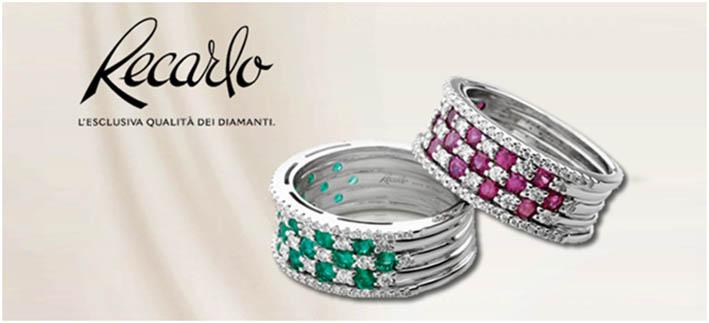 Gioielli Recarlo, le opinioni sulla griffe italiana dei diamanti