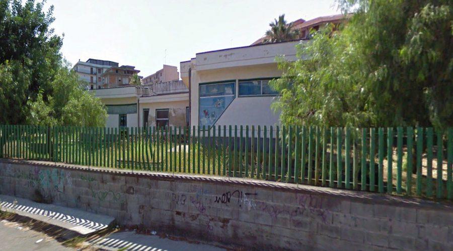 Giarre, Materna di via Siracusa. Nuovo progetto di restauro: il terzo