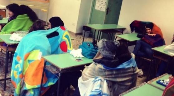 Giarre, scuola media Verga senza riscaldamenti. Genitori e dirigente scolastica svergognano il sindaco