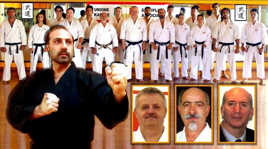 """Gaggi: """"samurai"""" di tutta Italia a convegno per l'Open Stage dell'U.K.I.D.A."""