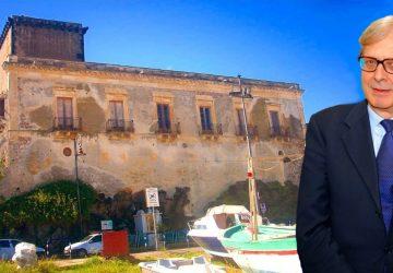 Giardini Naxos: Vittorio Sgarbi in Sicilia comincia dal Castello di Schisò