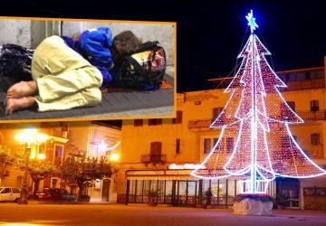 """Giardini Naxos: """"lieta novella"""" natalizia per una vittima delle nuove povertà"""