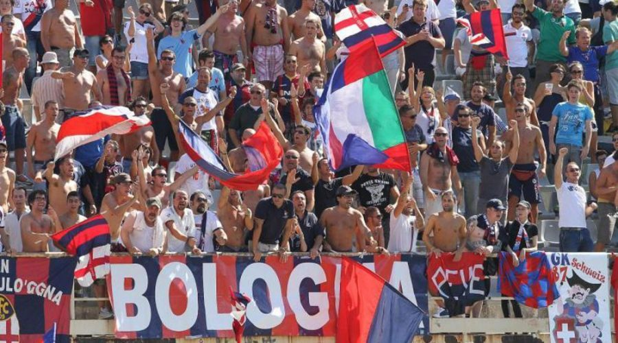 Armi sul bus, assolti 19 tifosi del Bologna denunciati dalla polizia a Catania