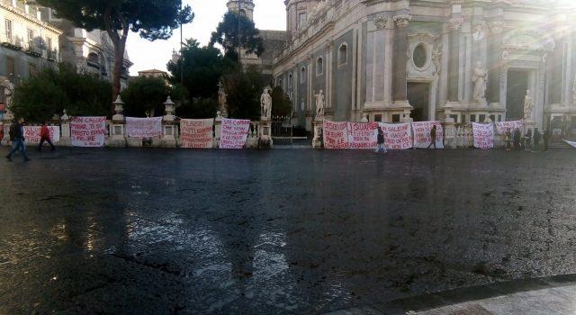 "Catania, da quasi un mese in cattedrale: diritti e non favori per i ""disagiati"""