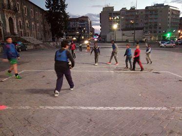 Catania, nasce a San Berillo una squadra di calcio popolare antirazzista