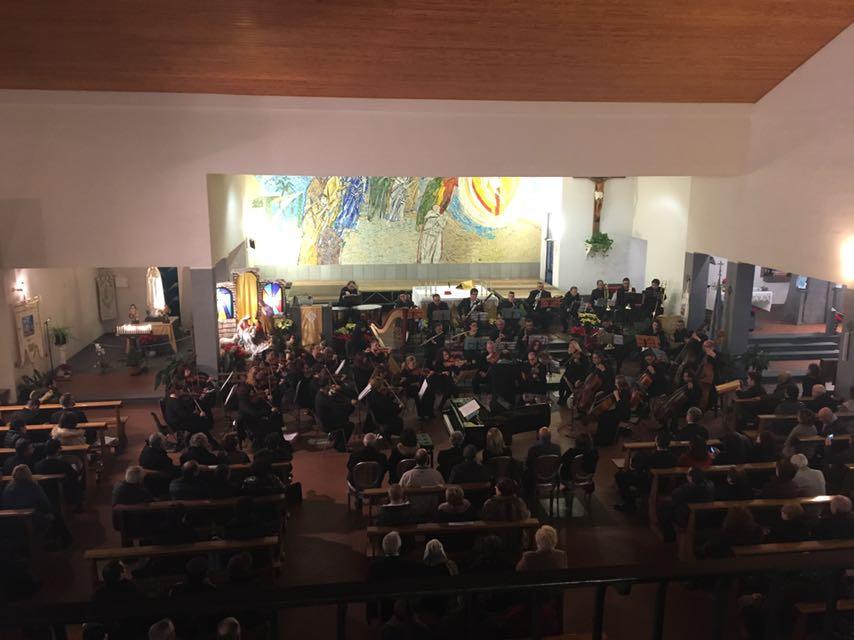 Riposto, grande successo di pubblico al concerto dell'Epifania