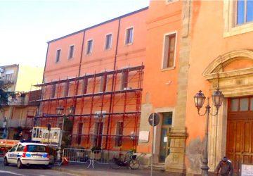 """Francavilla di Sicilia: al via il """"restyling"""" del tetto del palazzo municipale"""