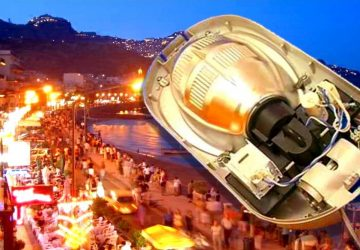 """Giardini Naxos: bolletta della pubblica illuminazione più leggera con l'alimentatore """"tuttofare"""""""